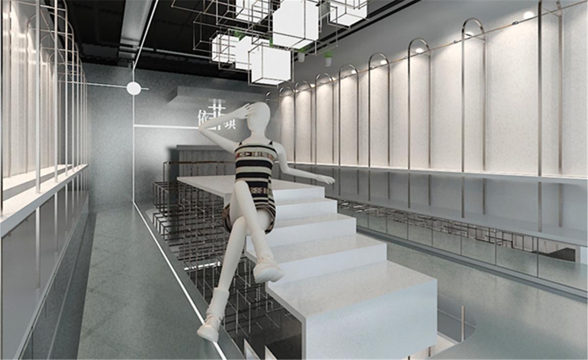 北京服装店装修案例