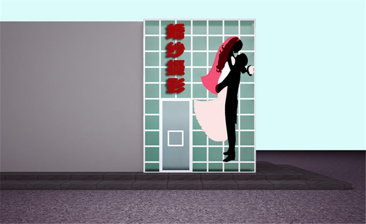 婚纱影楼装修案例