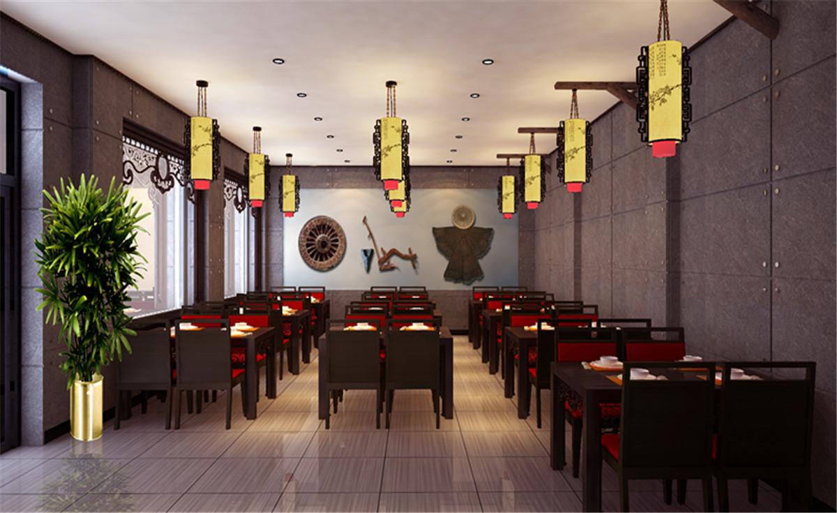 餐厅装修,连锁店装修设计有哪些方法呢