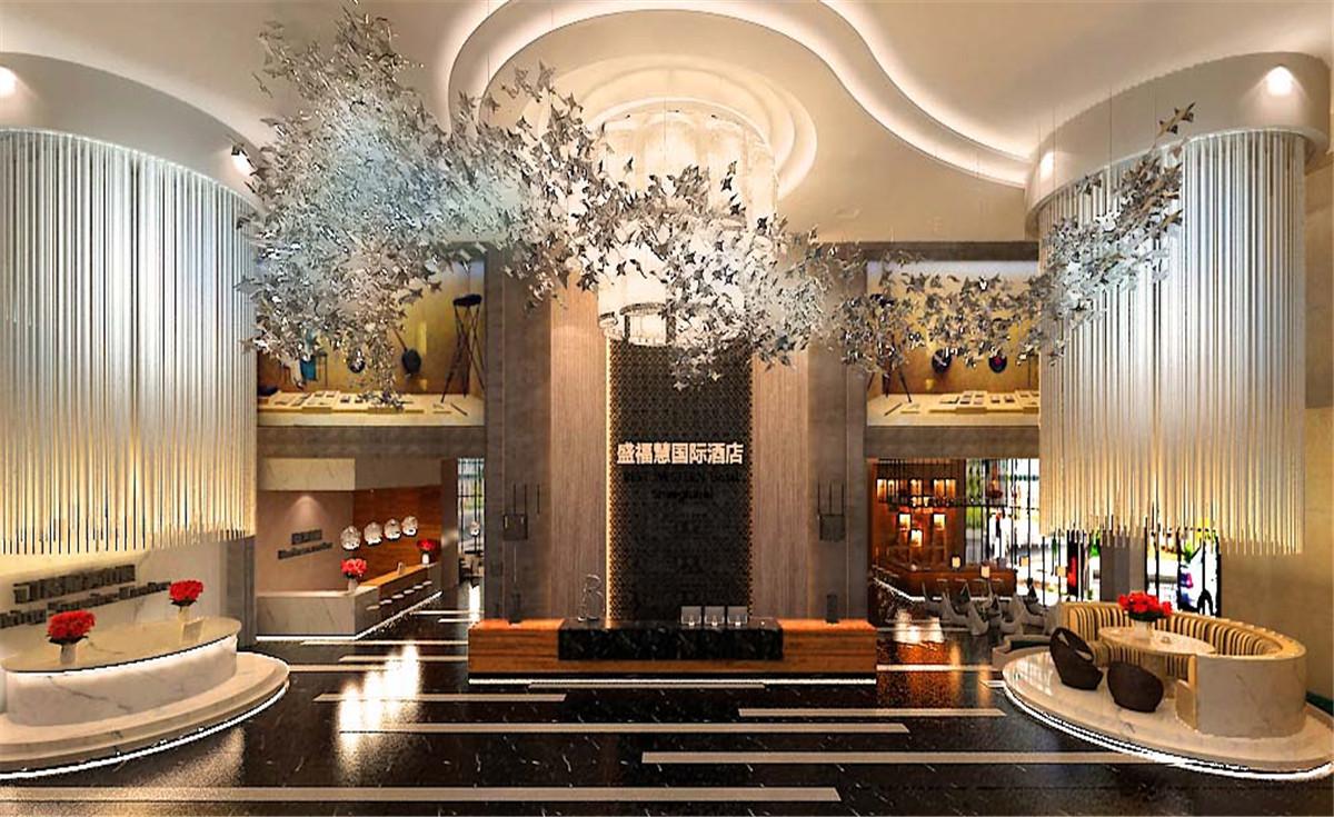 唐山酒店装修案例