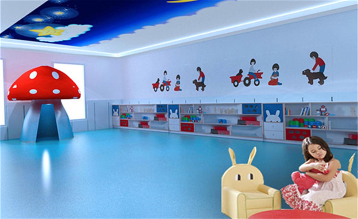 幼儿园装修设计,室内墙面布置方法及技巧