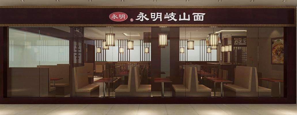 1秒抓住顾客的眼球的餐饮店是怎么装修的?