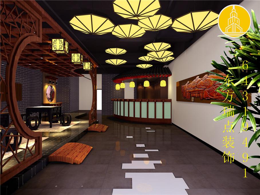 茶餐厅装修设计